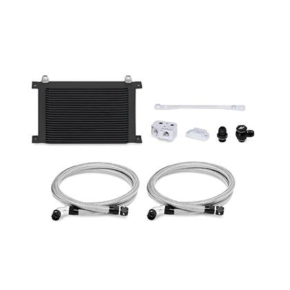 Mishimoto 04-06 Pontiac GTO 5.7L/6.0L Oil Cooler Kit - Black
