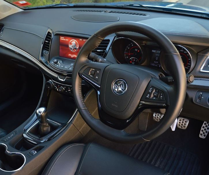 Elegant 14 17 Chevy SS 4pc Black Interior Kit ...