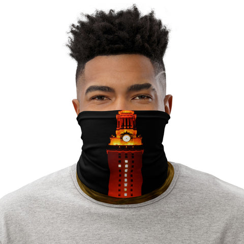 Number 1 Tower Face Cover/Neck Gaiter