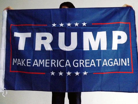 TRUMP 2020 Re-Election Keep America Great Again Flag and Baseball Hat Caps