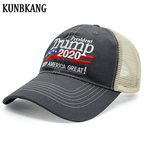 Make America Great Again 2020 Re-Election Trucker Cap
