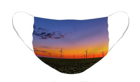 Wind Field Sunrise