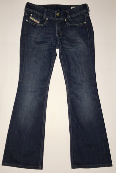 Diesel Louvely Bootcut Wash Jeans