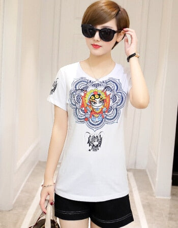 2020 Summer   Fashion T Shirt   Women Woman  Tshirt sky  blue