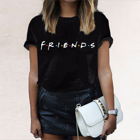 Women's FRIENDS TV Show Graphic T-Shirt