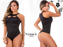 Plain bodysuit shaper