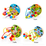 Baby Montessori Wooden Educational Toy