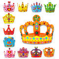 DIY 3D Handmade Crown 3D Kits Toy for Children