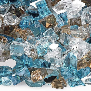 Buy Bali Reflective Fire Glass| FREE Shipping