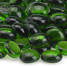 Buy American Fire Glass Emerald Green Uniform Fire Beads| FREE Shipping