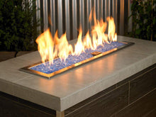 Buy American Fire Glass Light Blue Recycled Fire Pit Glass| FREE Shipping