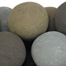 Buy American Fire Glass Natural Lite Stone Ball Set| FREE Shipping