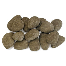 Buy American Fire Glass Nutmeg Brown Lite Stones Set| FREE Shipping