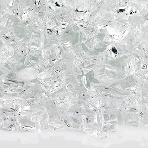 Buy American Fire Glass Starfire Fire Glass| FREE Shipping