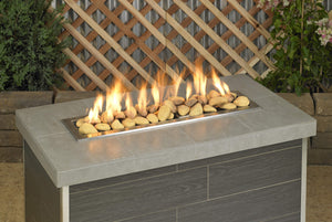 Buy American Fire Glass Sundance Yellow Lite Stones Set| FREE Shipping