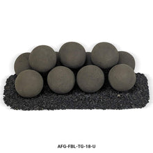 Buy American Fire Glass Thunder Gray Lite Stone Ball Set| FREE Shipping