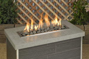 Buy American Fire Glass Thunder Gray Lite Stones Set| FREE Shipping