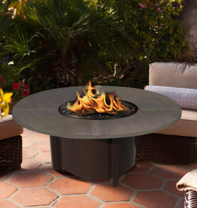 Buy Carmel Fire Pit Round | Square | RectangleFree Gift--Fire Glass Included| FREE Shipping