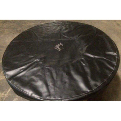 Buy American Fire Products Round/Square/Rectangle Black Vinyl Cover| FREE Shipping