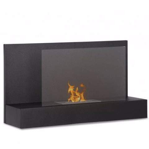 Buy Ater BK Wall Mounted Ventless Ethanol Fireplace| FREE Shipping