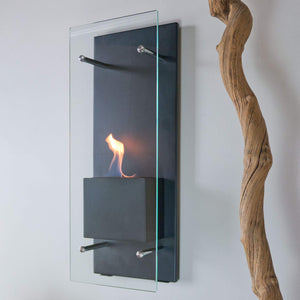 Buy Cannello Wall Mounted Fireplace Ethanol Burning Wall Torch| FREE Shipping