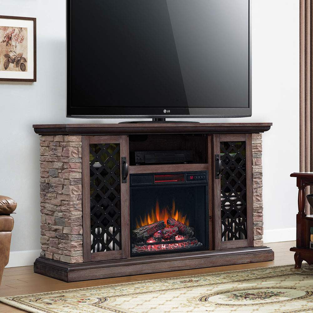 buy capitan tv stand u0026 electric fireplace at home fire designs for