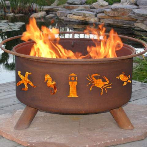 Buy Atlantic Coast Fire Pit Free Gifts! A $95 Value| FREE Shipping