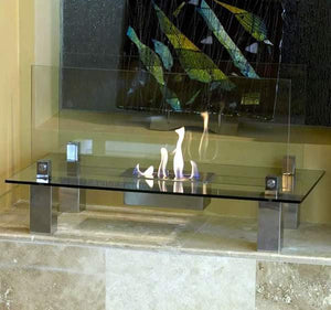 Buy Fiero Freestanding Ethanol FireplaceBlack Friday Special Take $50 off + 3 pack of Fuel| FREE Shipping