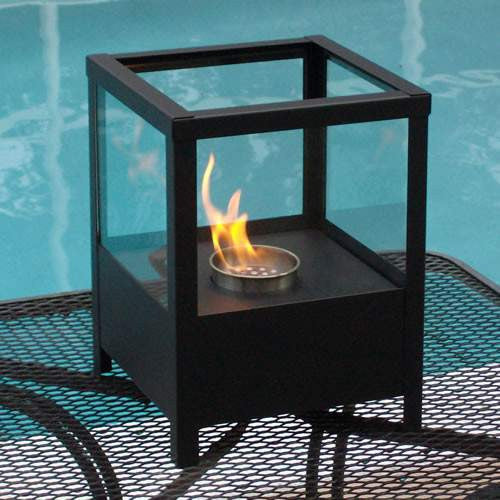 Buy Sparo Indoor/Outdoor Table Top Ethanol Fireplace| FREE Shipping