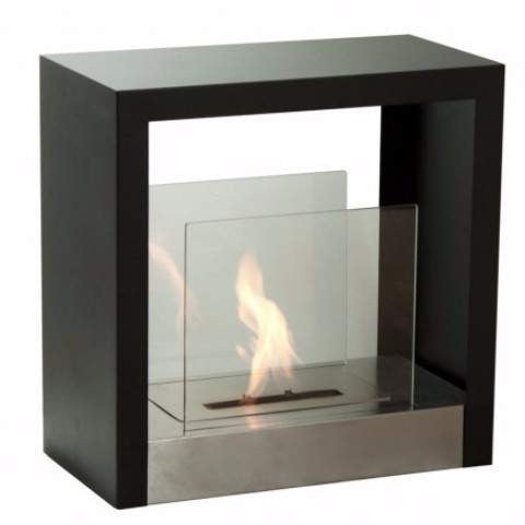 Buy Tectum S Freestanding Ventless Ethanol Fireplace| FREE Shipping