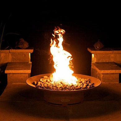 Buy Asia Wood & Gas Burning Fire Pit| FREE Shipping