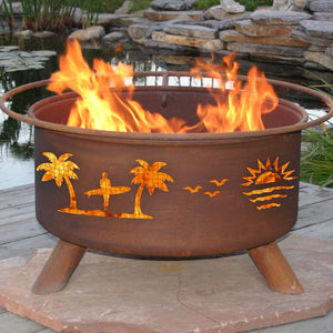 Buy Pacific Coast Fire PitFree Gifts! A $95 Value!!| FREE Shipping