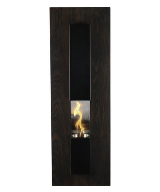 Buy Emotivo Wall Mounted Bio-Ethanol Fireplace| FREE Shipping