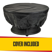 "Duraflame® Hermosa Fire Pit with 42"" Tile Top Black Friday Special $50 off - Home Fire Designs"