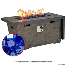 "Manhattan Fire Pit With 48"" Top"
