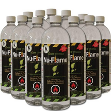 Buy Nu-Flame Bio-Ethanol Fuel 1 Liter (Case of 6 or 12)| FREE Shipping