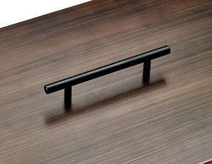Buy Oil Rubbed Bronze Linear Stainless Steel Cover| FREE Shipping