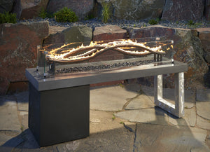 Buy The Wave Fire Pit Table| FREE Shipping