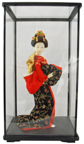 Geisha Doll (with case): 6