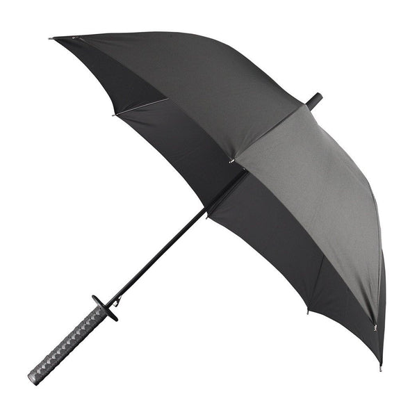 Katana Black Handle Umbrella