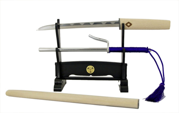 Mini Katana Letter Opener: Shirasaya & Variation Set