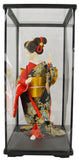 Geisha Doll (with case): 2