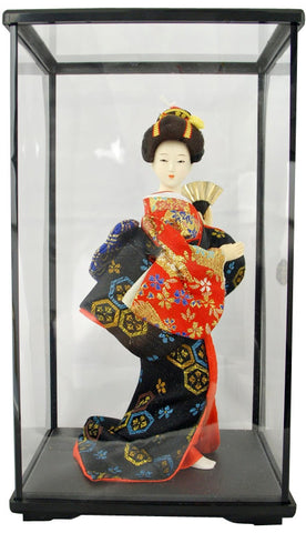 Geisha Doll (with case): 5