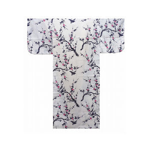 Ladies Yukata: Japanese Plum