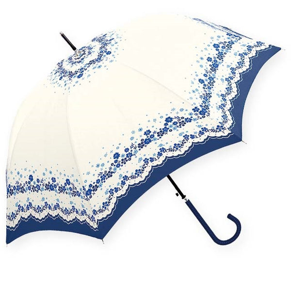 Retro Flower Pattern・Folding Umbrella