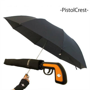 Folding Pistol Style Umbrella