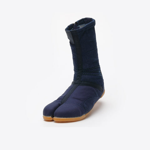 Marugo Pro Guard Fastener Safety Tabi Navy with resin toe