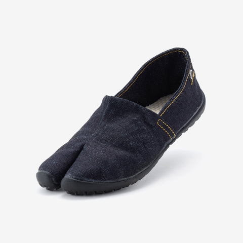 Marugo Tabirela Denim Slipper Made in Japan