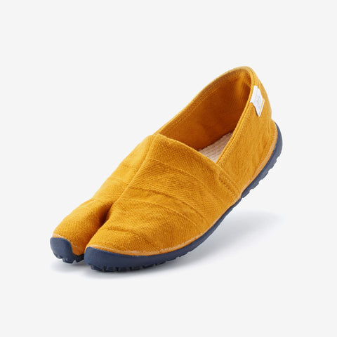 Marugo Tabirela Orange (Tsuki - Moon) Slipper Made in Japan