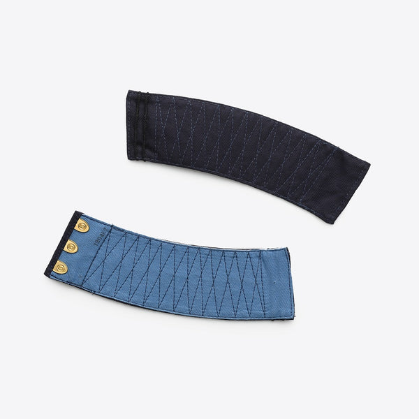 Marugo Wrist Support Protector 3 Clips Navy